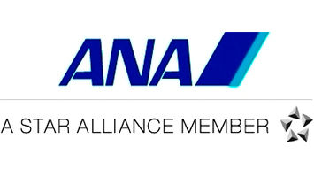 ANA All Nippon Airways Flug Japan